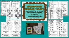 Decomposing Numbers Anyone?! Enter for your chance to win 1 of 5.  Decomposing Numbers Books (60 pages) from IncredibleKKids on TeachersNotebook.com (Ends on on 10-18-2014)  Here is my newest product ~ Decomposing Numbers Books. Give students a color chart included and a box of crayons and they are all set! Students will be able to see, right before their very eyes, how easy decomposing a number can be! Themes included are: monsters, desert, super heros, dinosaurs, sports, and more. ...