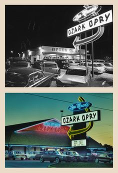 #ThrowbackThursday paying tribute to Lee Mace's Ozark Opry as the building recently sustained heavy damage by fire.