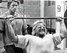 If not the top of my list of Dick's Golden Era writings, this piece is sure close. First published in a 1970 Weider magazine, we also used it in Dick's book, West Coast Bodybuilding Scene. fit, books, blondes, old school, bodybuilding, scene, magazines, strength train, arnold schwarzenegger