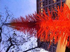 NYC East Village/ Twist Tie Art