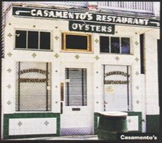 Casamento's Restaurant in New Orleans, Louisiana! Char Grilled Oysters