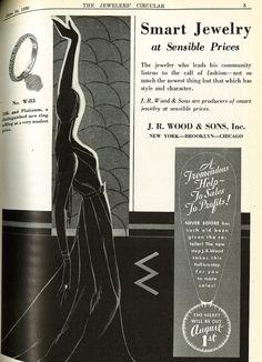 J.R. Wood & Sons Inc. Circa 1930