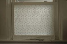 window film, fabric window, window treatments, window coverings, bedroom windows, window clings
