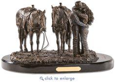 Western Sculptures | Western Art | Western Decor A wonderful gift