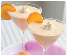 Dreamsicle Delight