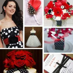 Image detail for -red-black-and-white-wedding-reception-ideas_4.jpg