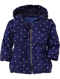 Hooded-Canvas Jackets for Baby | Old Navy