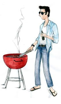 The 411 on Grilling...Thrilling Grilling!