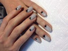 Classic and punk by amysannails - Nail Art Gallery nailartgallery.nailsmag.com by Nails Magazine www.nailsmag.com #nailart