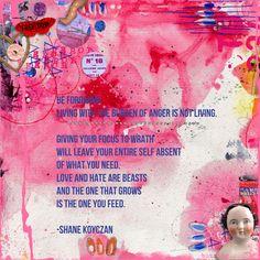 instructions for a bad day shane koyczan poem