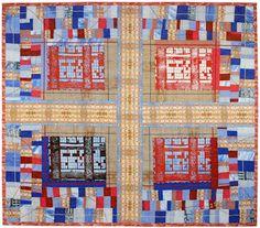 Silk Mill #2 - Sue Reno - Fiber Artist  beautiful