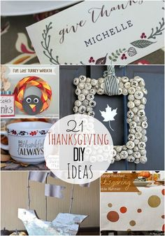 21 wonderful DIY tha