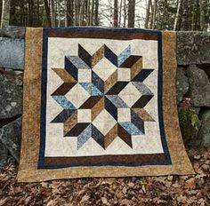 carpenter star quilt pattern free | CARPENTERS STAR QUILT PATTERN - Product Details