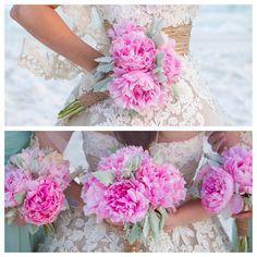 princess, bridal flower, peoni bridal, pink peonies