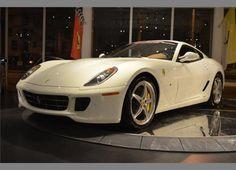 2010 Ferrari 599 GTB F1