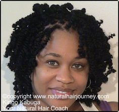 natural hair styles...love this style