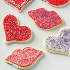 Cutout Wedding Cookies Recipe from tasteofhome.com