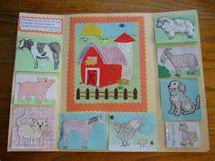 Animal lapbook