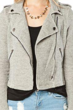 Benson Moto Jacket