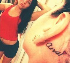 Tragically Misspelled Tattoos