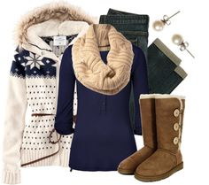 """""""All Bundled Up"""" by qtpiekelso on Polyvore"""