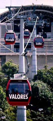 Upping to the Lowest: MetroCable San Agustín | Caracas caracasshots.blog...