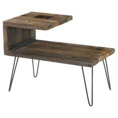 Aldo End Table