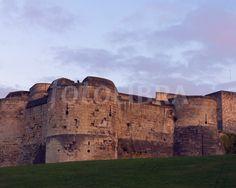 William the Conqueror | Castle of William the Conqueror. (Dawn over Ducal Castle of William ...
