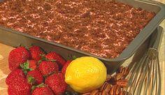 Strawberry Crunch from P. Allen Smith