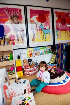Fun Kids' Playroom