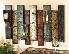 kitchens, wines, wall decor, wine racks, wine holders