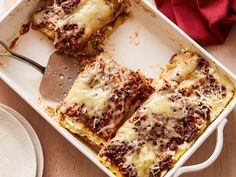 Sandra Lee Recipes | Lasagna Recipe : Sandra Lee : Recipes : Food Network