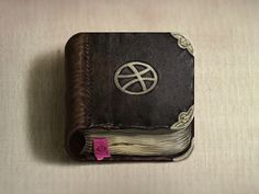Dribbble-book