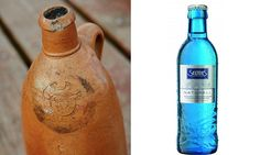 World's oldest bottle of mineral water uncovered