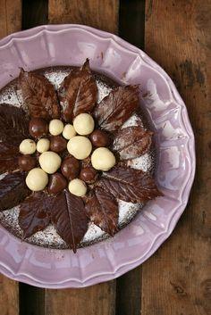 Chocolate Cake Bolo de Chocolate