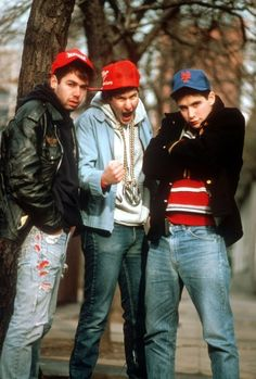 I miss being able to listen to the Beastie Boys without feeling sad. RIP-MCA