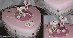 Diddle and Diddlina cake