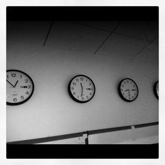 Work that spans time zones...