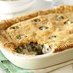 Leftover Turkey Recipe: Unforgettable Pie