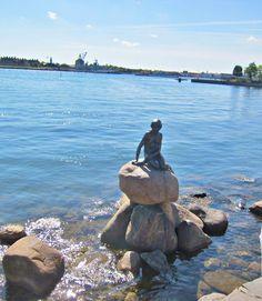 The Little Mermaid, Copenhagen; by InaT