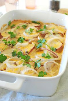 dinner, food, pork casserol, potato casserol, casserol dish, pork chop casserole, porkchop caserol, porkchop casserole, pork chops