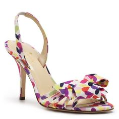 Lourdes by Kate Spade $285 #Shoes #Kate_Spade