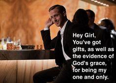 Methodist Ryan Gosling has questions of the historic Wesleyan variety. #gc2012 #methodistryangosling