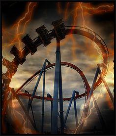 Six Flags Fright Fest 2012