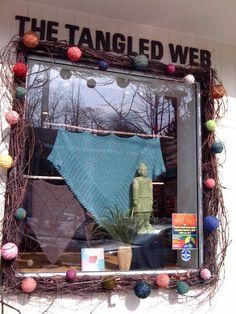 My favorite yarn shop!