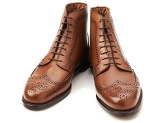 Blake Wingtip Boots from Rancourt & Co.