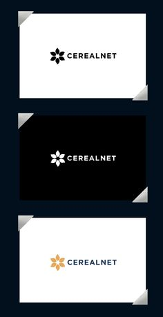 Cerealnet & Biopan | Branding | by Eugenio De Riso, via Behance