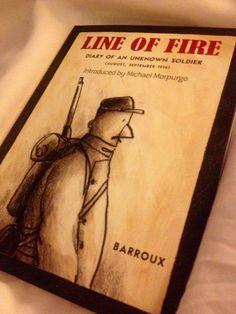 Line of Fire stunning depiction of WW1 #berroux