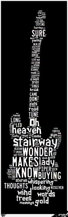 Stairway to Heaven. Led Zeppelin