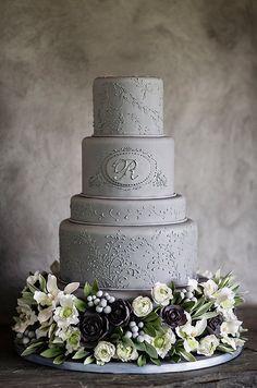 Ana Parzych Cakes - photo by Prestige-Barkley Photographic Design